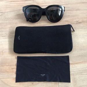 f9257fc94e54 Celine Accessories - CÉLINE Audrey 41755 Polarized Sunglasses